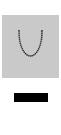 necklace 55cm icon